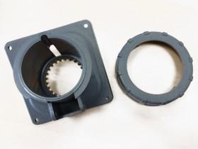 Prise électrique industrielle 64A-125A et connecteur quart de tour