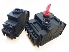boitiers de disjonction, disjoncteur