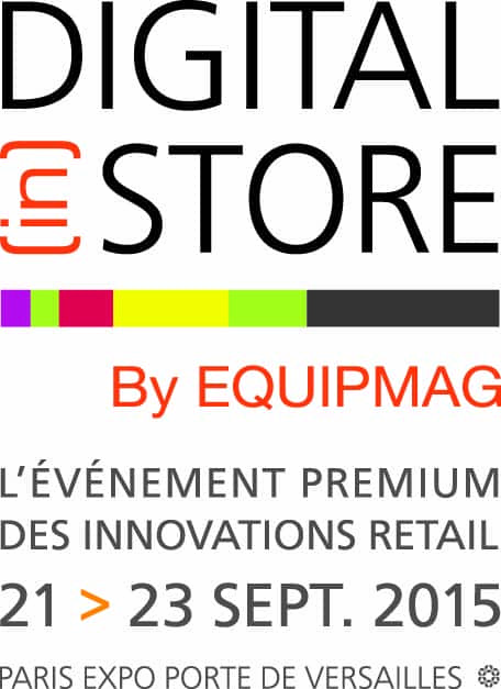 Injection plastique salon Digital In Store 2015