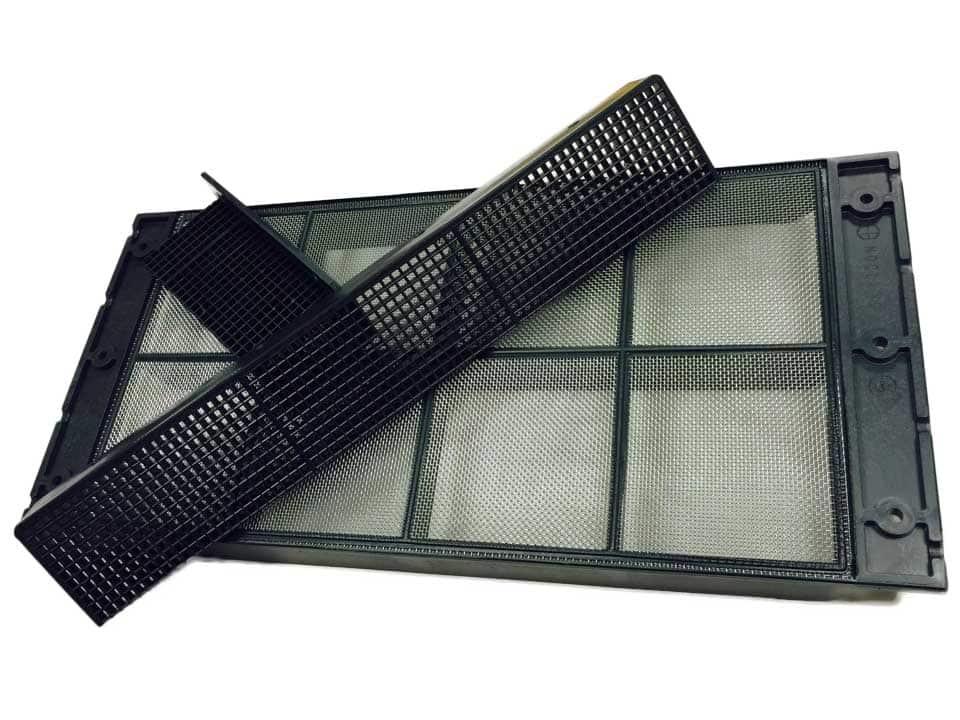 Fabrication de filtres tamisages et respirants en injection plastique