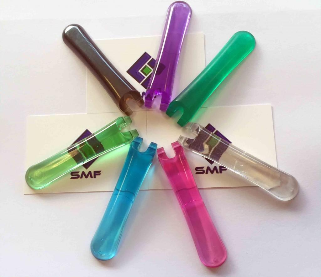 Fabrication pièces en moulage par injection plastique effet transparent couleur