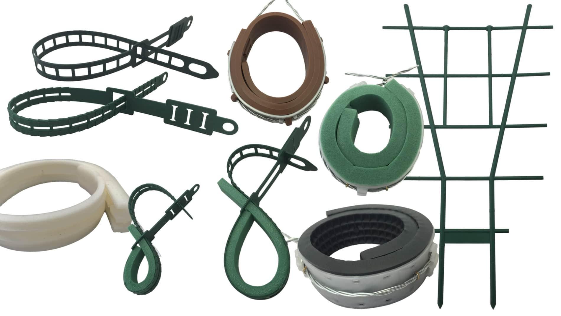 injection plastique de collier professionnel horticulture