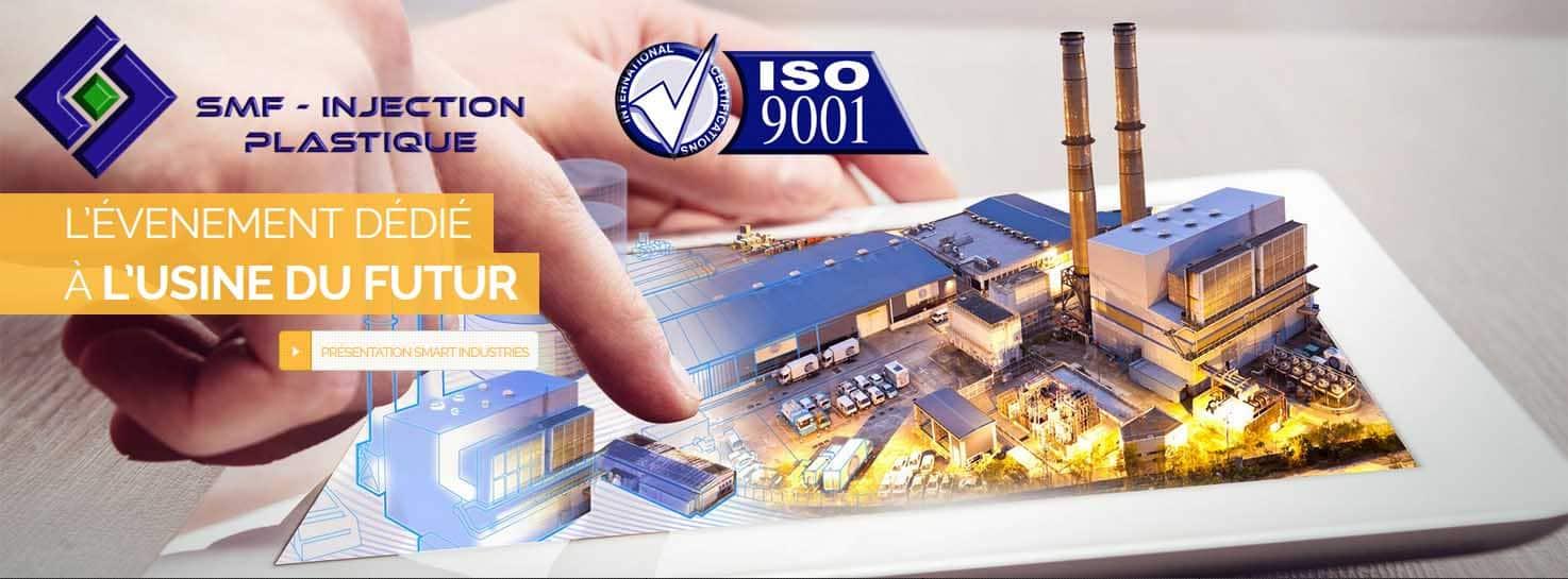 Injection plastique salon smart industries